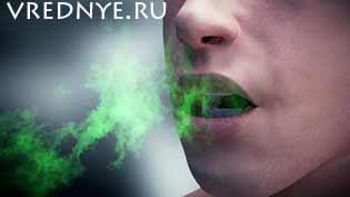 Как избавиться от запаха сигарет изо рта – основные приёмы